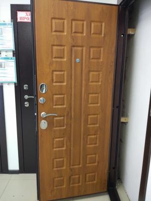 Входная дверь Снедо Йошкар золотой дуб