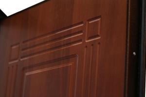 Входная дверь Кондор 2 Орех итальянский