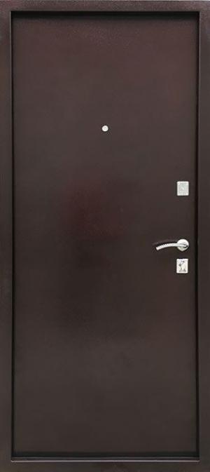 Входная дверь Ратибор Дачная (Антик медь/Антик медь)
