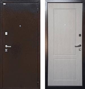 Входная дверь Ратибор Форт люкс капучино