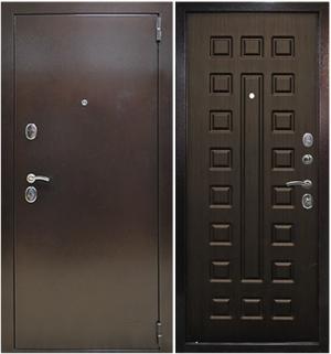 Входная дверь Снедо Йошкар РФ венге