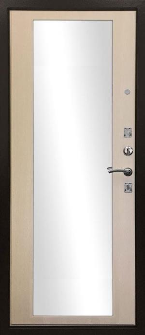 Входная дверь Ратибор Люкс Зеркало
