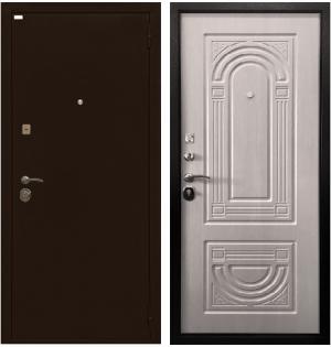 Входная дверь Ратибор  Оптима 3К Экодуб