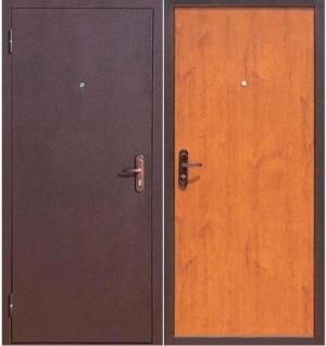 Входная дверь Снедо Стройгост 5-1 Металл / Панель