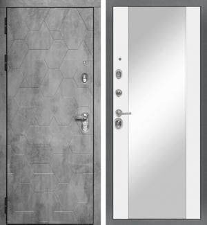 Входная дверь Дива МД-51 Зеркало