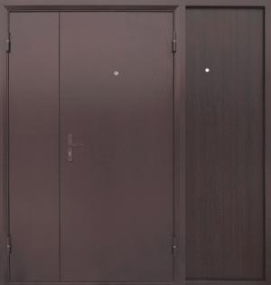 Входная тамбурная дверь CommandDoors РАСПАШНАЯ 1250