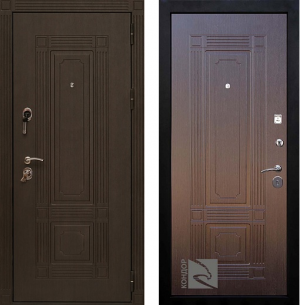 Входная дверь Кондор Мадрид Венге