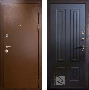 Входная дверь Кондор Терморазрыв Венге