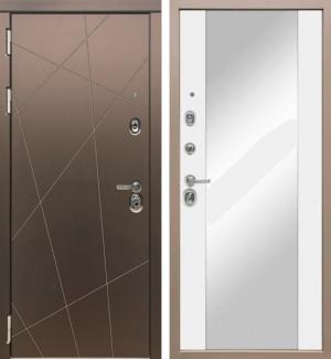 Входная дверь Дива МД-48 Зеркало