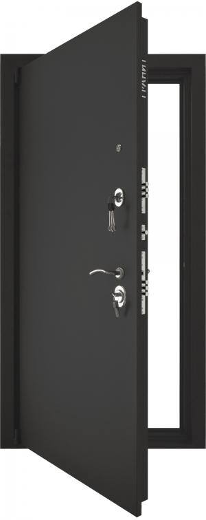 Входная дверь Гранит М8 барк комфорт
