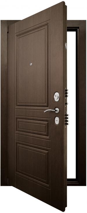 Входная дверь Гранит Ультра М3 Люкс