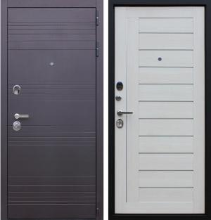 Входная дверь АСД «Дуэт» Белая лиственница