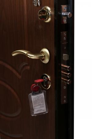 Входная дверь Кондор 7 Орех