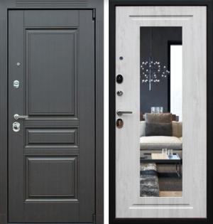 Входная дверь АСД «Гермес NEW» с зеркалом ELIT