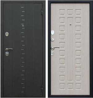 Входная дверь АСД  Агата-3 Беленый дуб