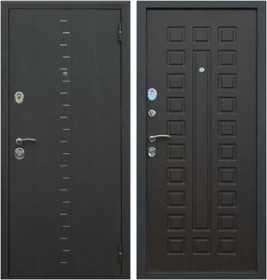 Входная дверь АСД  Агата-3 Венге