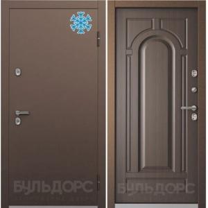 Входная дверь TERMO-1 Ларче темный
