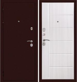 Входная дверь Сударь С-503 Сандал белый