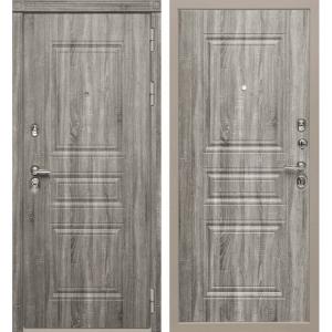 Входная дверь МД-25 (ДУБ ТУРИН / ДУБ ТУРИН)