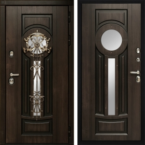 Входная дверь Дива Византия