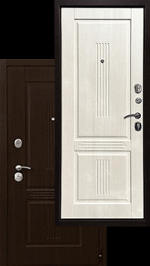 Входная дверь Ратибор Консул 3К Лиственница беж