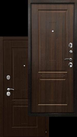 Входная дверь Ратибор Консул 3К Орех бренди