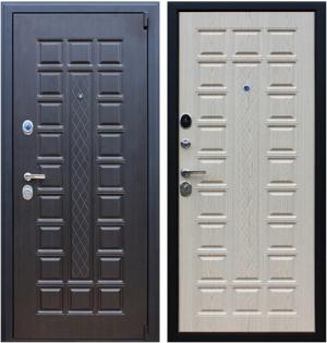 Входная дверь АСД  Консул Беленый Дуб