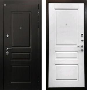 Входная дверь Ратибор Лондон 3К  Матовый белый
