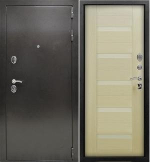 Входная дверь Снедо Люкс РФ 3к лиственница беленая