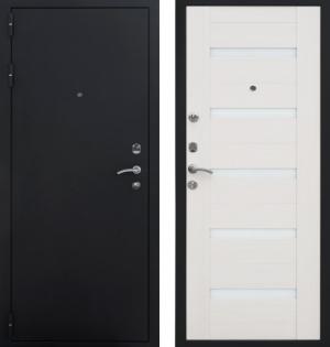 Входная дверь Гранит М8 Белёный клён