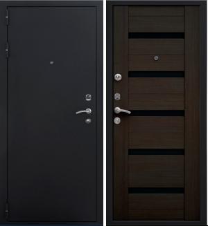 Входная дверь Гранит М8 Венге