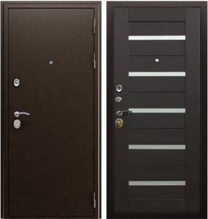 Входная дверь АСД  Маэстро 7Х 105 мм Венге тисненый