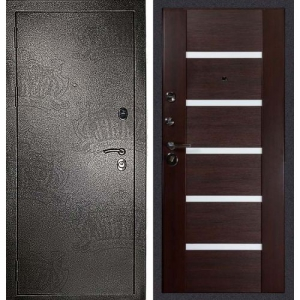 Входная дверь Дива МД-05 Серебро