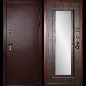 Входная дверь Сударь МД-09 Зеркало
