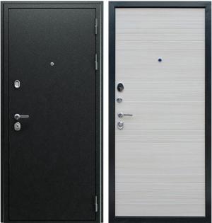 Входная дверь АСД  Next 1 Акация светлая поперечная