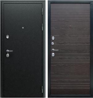 Входная дверь АСД  Next 1 Венге поперечный