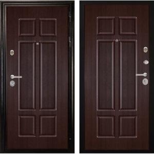 Входная дверь Дива МД-07 (Венге / Венге)