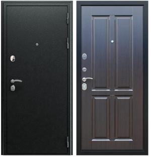 Входная дверь АСД  Прометей 3D Венге