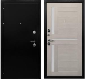 Входная дверь Ратибор  Авангард 3К  Лиственница беж