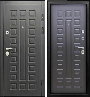 Входная дверь Снедо Сенатор 3К Винорит венге