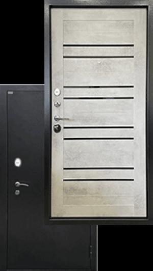 Входная дверь Ратибор Стандарт 3К СБ29 Светлый бетон
