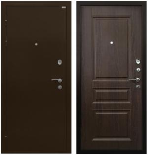 Входная дверь Ратибор Статус Венге Капучино
