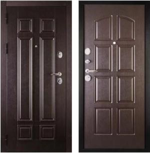 Входная дверь Сударь-2 CISA