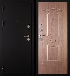 Входная дверь Сударь-3 CISA (черный)