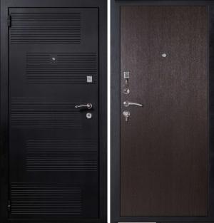 Входная дверь Гранит Т1 Венге