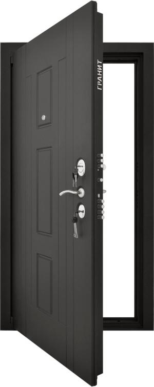 Входная дверь Гранит Т3 Люкс
