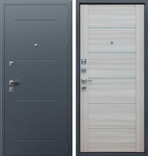 Входная дверь АСД «Техно XN 99» Сандал белый 234