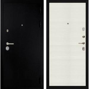 Входная дверь С-505 Белое дерево