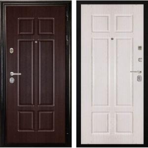 Входная дверь Дива МД-07 (Венге / Дуб беленый)