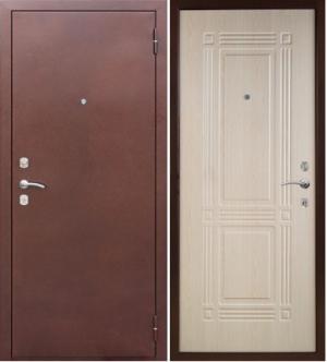 Входная дверь Снедо Триумф РФ Белёный дуб